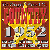 The Original Sound of Country 1952 by Various Artists