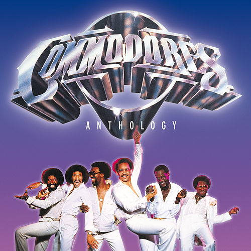 The Commodores Anthology von The Commodores