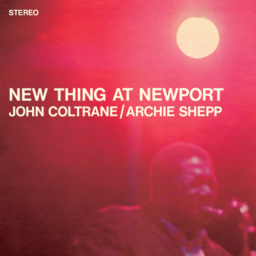 New Thing At Newport von Various Artists