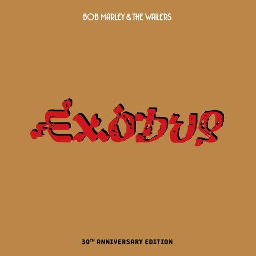 Exodus 30th Anniversary Edition by Bob Marley