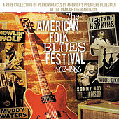 The American Folk Blues Festival von Various Artists