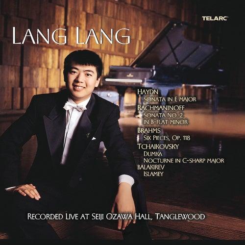 Play & Download Lang Lang: Live At Seiji Ozawa Hall, Tanglewood by Lang Lang | Napster