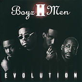 Evolution von Boyz II Men