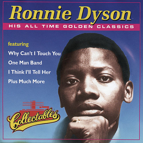 His All Time Golden Classics by Ronnie Dyson