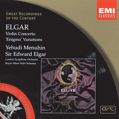 Play & Download Elgar: Violin Concerto - 'Enigma' Variations by Edward Elgar   Napster