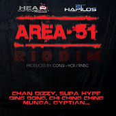 Play & Download Area 51 Riddim by Various Artists | Napster