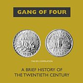 A Brief History Of The 20th Century de Gang Of Four