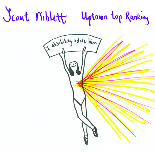 Uptown Top Ranking by Scout Niblett