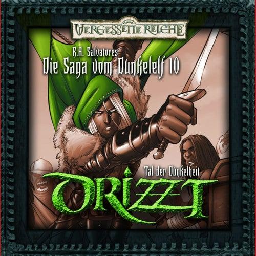 Play & Download DRIZZT - Die Saga vom Dunkelelf 10 - Das Tal der Dunkelheit by Drizzt | Napster