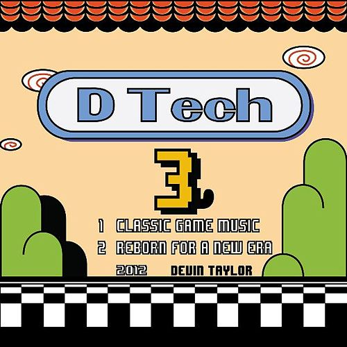 Play & Download D Tech 3 by Devin Taylor | Napster