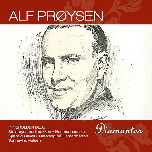 Play & Download Diamanter by Alf Prøysen | Napster