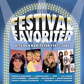 Play & Download Festivalfavoriter 3 by Various Artists | Napster