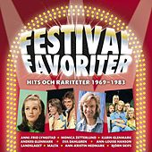 Play & Download Festivalfavoriter 2 by Various Artists | Napster