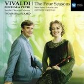 Vivaldi: The Four Seasons, Saint-Saëns: Introduction and Rondo Capriccioso by Michala Petri