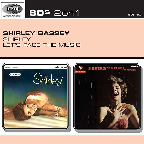 Shirley/Let's Face The Music by Shirley Bassey