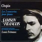 Chopin Concertos by Samson Francois