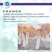 Franck - Oeuvres Pour Piano by Aldo Ciccolini