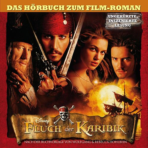 Vol. 1! Fluch der Karibik von Disney Pirates Of The Caribbean
