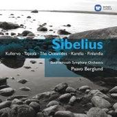 Sibelius: Kullervo by Paavo Berglund