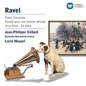 Ravel: Piano Concertos/Pavane/Jeux d'eau/La Valse by Jean-Philippe Collard