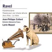 Ravel: Klavierkonzerte/La valse u.a. by Jean-Philippe Collard
