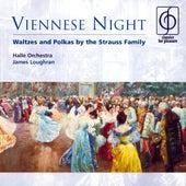 Viennese Night - Waltzes and Polkas by the Strauss Family von Halle Orchestra