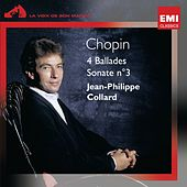Chopin 4 Ballades Son 3 by Jean-Philippe Collard