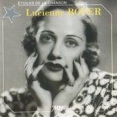 Les Étoiles De La Chanson by Lucienne Boyer
