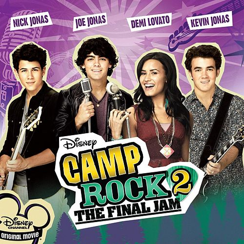 Camp Rock 2: The Final Jam by Various Artists