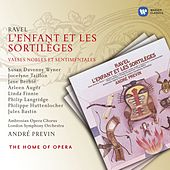 Ravel: L'Enfant et les Sortileges by Various Artists