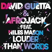 Louder Than Words by David Guetta