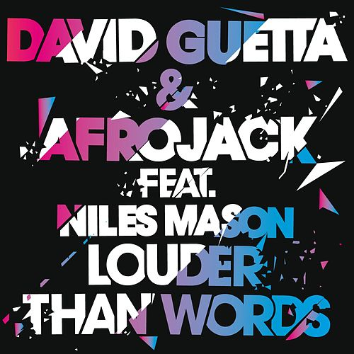 Louder Than Words van David Guetta