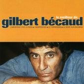 Le Meilleur De Gilbert Becaud by Gilbert Becaud