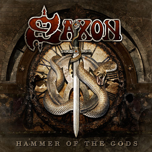 Hammer Of The Gods by Saxon