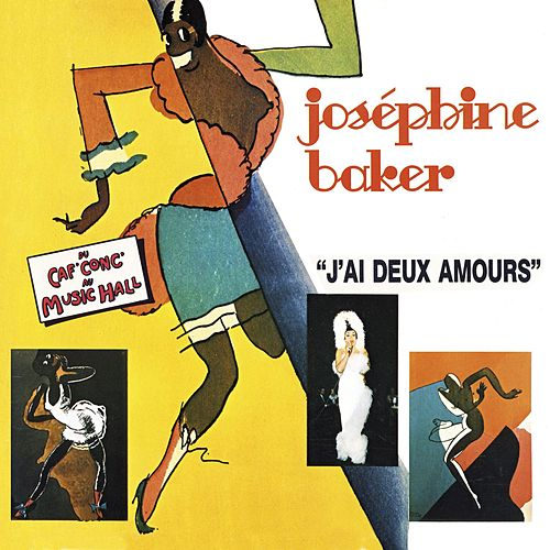Du Caf' Conc' au Music Hall by Josephine Baker