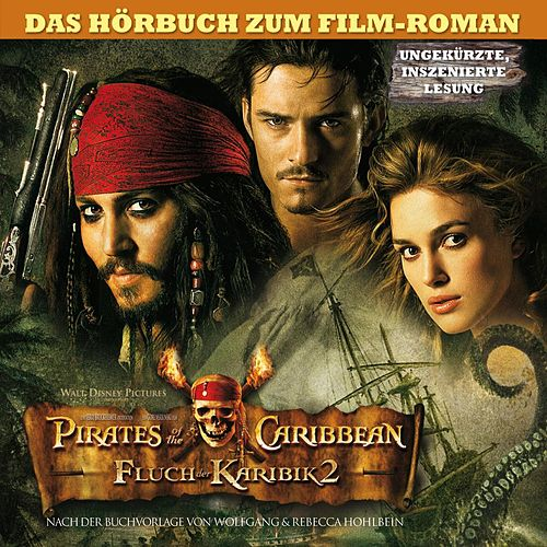 Vol. 2! Fluch der Karibik 2 von Disney Pirates Of The Caribbean
