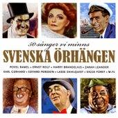 Svenska Örhängen - 50 sånger Vi Minns by Various Artists