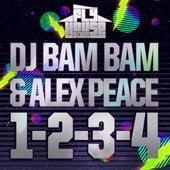 Play & Download 1-2-3-4 (Radio Mix) - Single by DJ Bam Bam   Napster