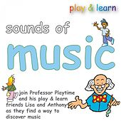 Play & Download Sounds of Music by Kidzone | Napster