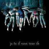Worx for Ballet, vol. 7 : je tu il nous vous ils by Appart