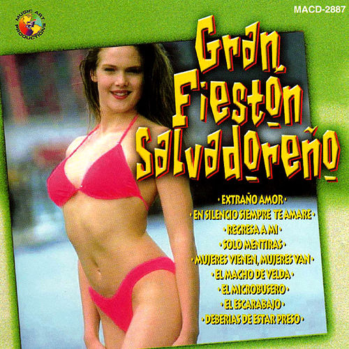 Gran Fieston Salvadoreno by Various Artists