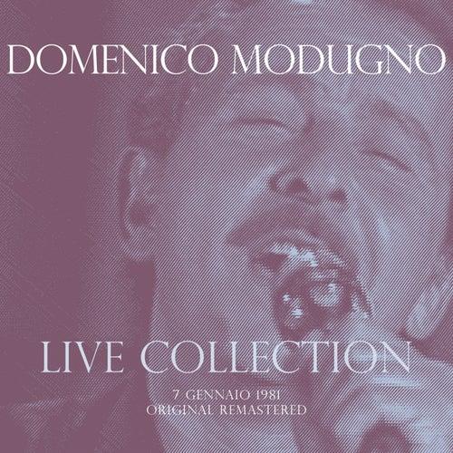 Play & Download Concerto Live @ Rsi (7 Gennaio 1981) by Domenico Modugno | Napster