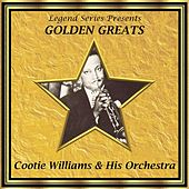 Legend Series Presents Golden Greats - Cootie Williams and His Orchestra by Cootie Williams