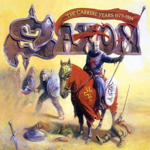 The Carrere Years (1979-1984) by Saxon