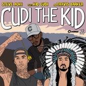 Cudi The Kid by Steve Aoki