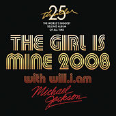 The Girl Is Mine 2008 with will.i.am von Michael Jackson