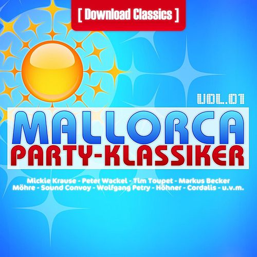 Mallorca Party Klassiker von Various Artists