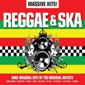 Massive Hits! - Reggae & Ska von Various Artists