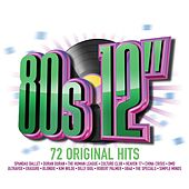 Original Hits - 80s 12'' von Various Artists