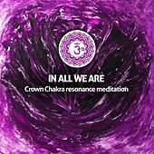 Crown Chakra Resonance Meditation - Single by In All We Are